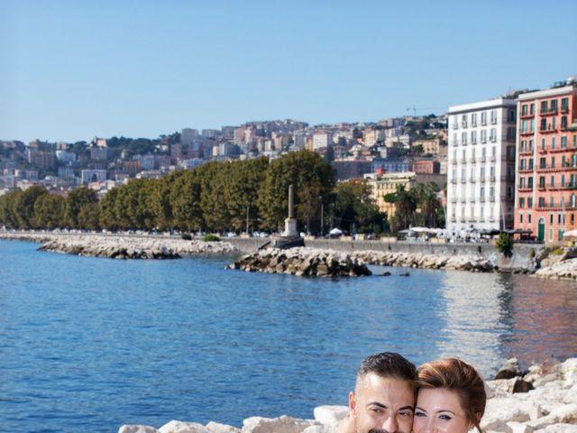 Il matrimonio di Giuseppe e Irene a Napoli, Napoli 36