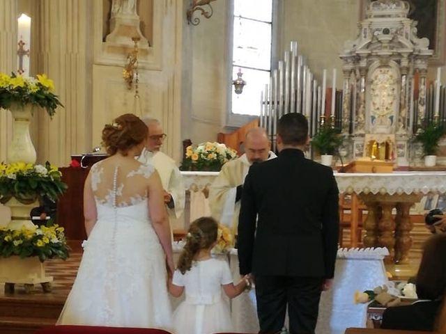 Il matrimonio di Ilenia e Marco a Castelbaldo, Padova 1