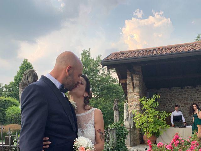 Il matrimonio di Davide e Ilaria a Cernusco Lombardone, Lecco 2