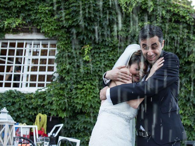 Le nozze di Filomena e Andrea