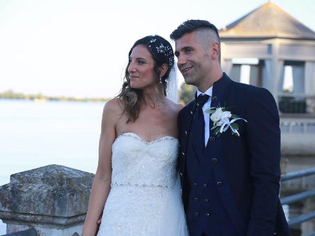 Il matrimonio di Andrea e Paola a Viareggio, Lucca 1