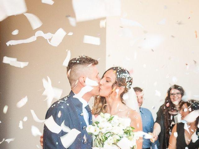 Il matrimonio di Andrea e Paola a Viareggio, Lucca 5