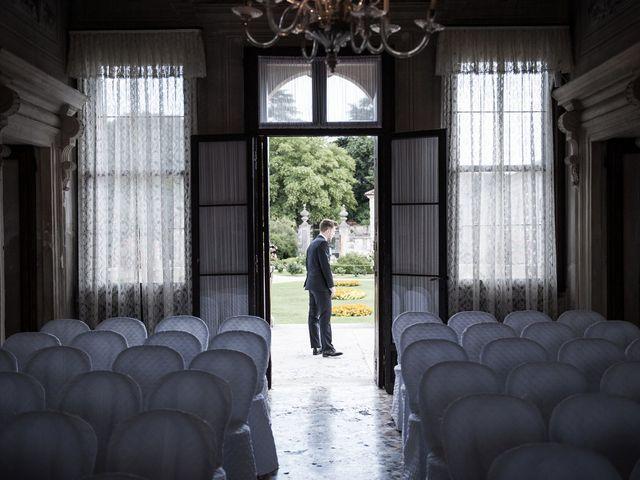 Il matrimonio di Giovanni e Camilla a Vicenza, Vicenza 17