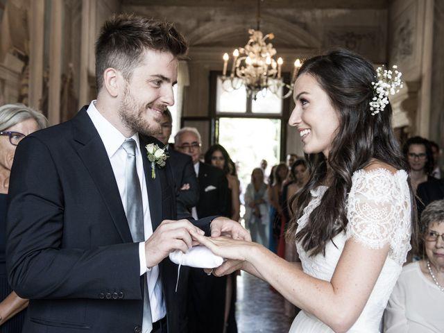 Il matrimonio di Giovanni e Camilla a Vicenza, Vicenza 24