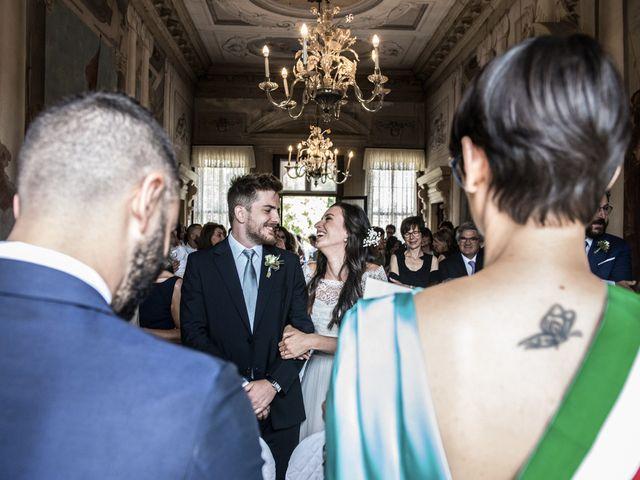 Il matrimonio di Giovanni e Camilla a Vicenza, Vicenza 26