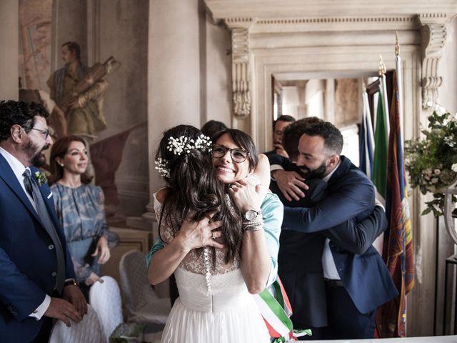 Il matrimonio di Giovanni e Camilla a Vicenza, Vicenza 28