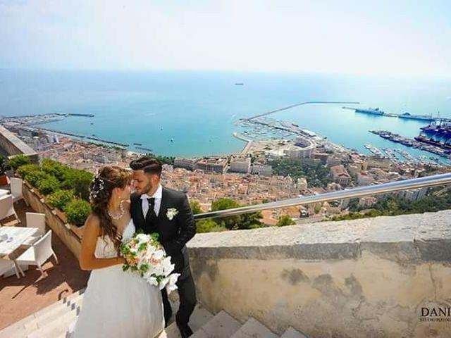 Il matrimonio di Giuseppe Senatore e Serena Forte  a Salerno, Salerno 2