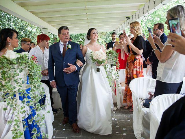 Il matrimonio di Cristian e Laura a Misano di Gera d'Adda, Bergamo 1