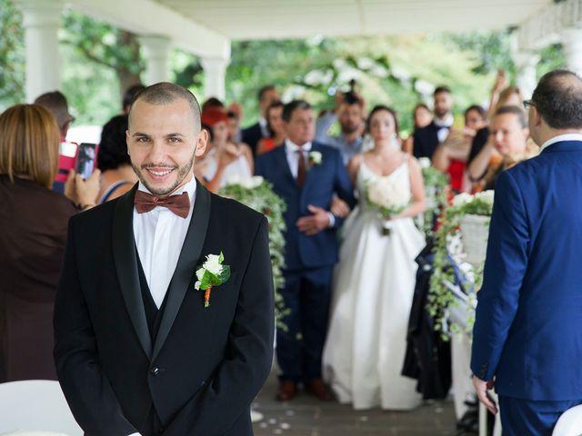 Il matrimonio di Cristian e Laura a Misano di Gera d'Adda, Bergamo 2