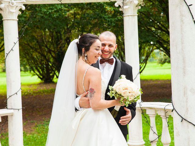Il matrimonio di Cristian e Laura a Misano di Gera d'Adda, Bergamo 5