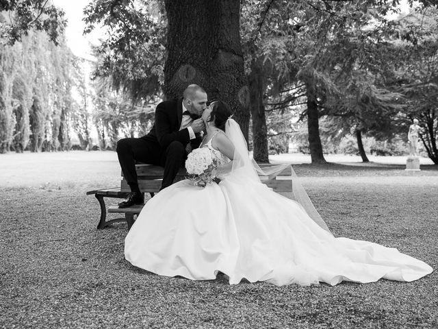 Il matrimonio di Cristian e Laura a Misano di Gera d'Adda, Bergamo 7