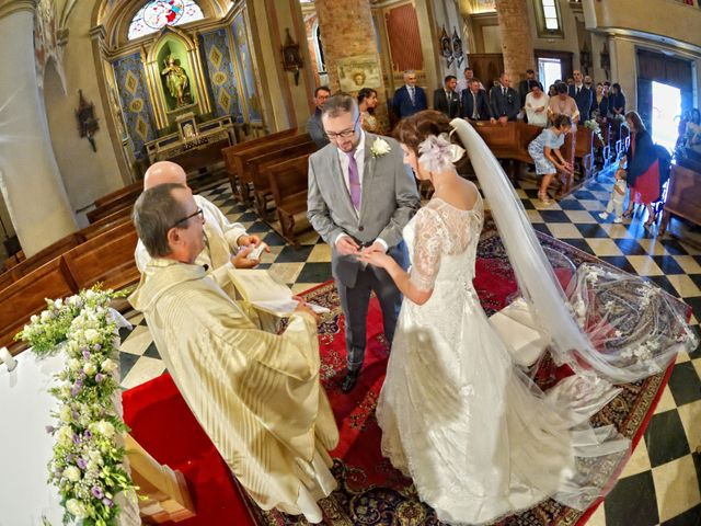Le nozze di Elisabetta e Alberto