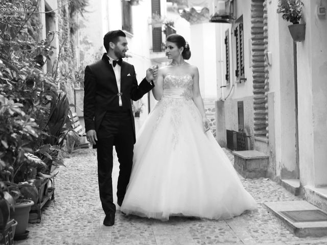 Il matrimonio di Francesco  e Maria Sarah  a Bagnara Calabra, Reggio Calabria 16