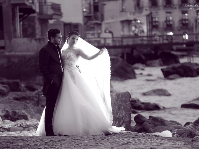 Il matrimonio di Francesco  e Maria Sarah  a Bagnara Calabra, Reggio Calabria 17