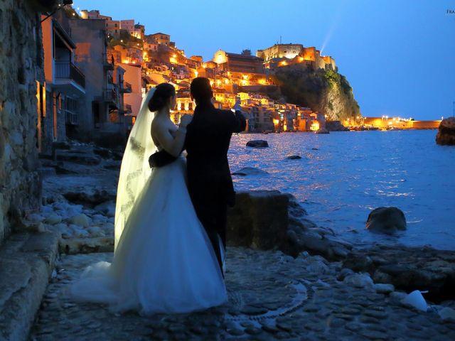 Il matrimonio di Francesco  e Maria Sarah  a Bagnara Calabra, Reggio Calabria 18