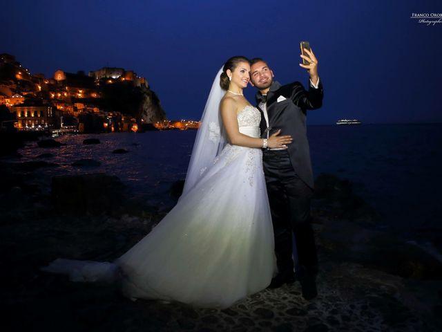 Il matrimonio di Francesco  e Maria Sarah  a Bagnara Calabra, Reggio Calabria 19
