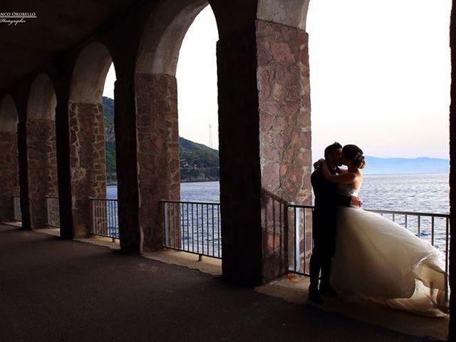 Il matrimonio di Francesco  e Maria Sarah  a Bagnara Calabra, Reggio Calabria 26