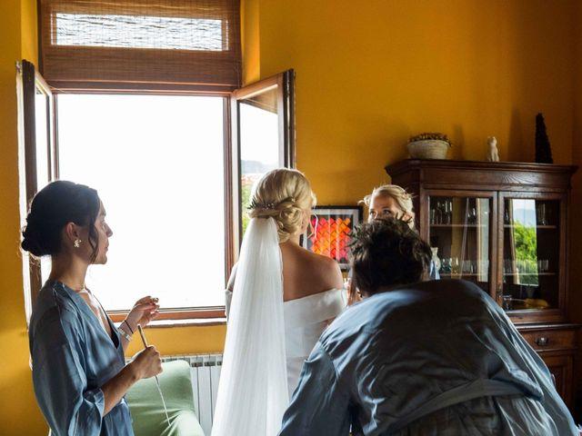 Il matrimonio di Carl e Lina a Barga, Lucca 20