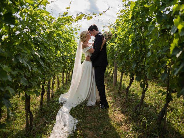 Il matrimonio di Carl e Lina a Barga, Lucca 29
