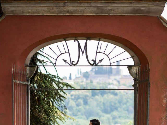 Il matrimonio di Carl e Lina a Barga, Lucca 32