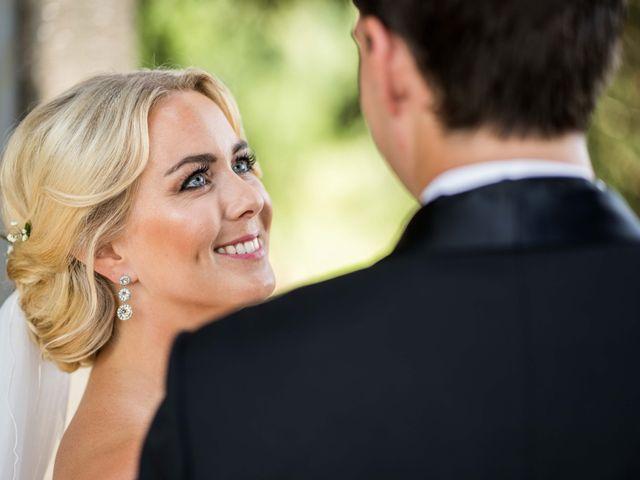 Il matrimonio di Carl e Lina a Barga, Lucca 33