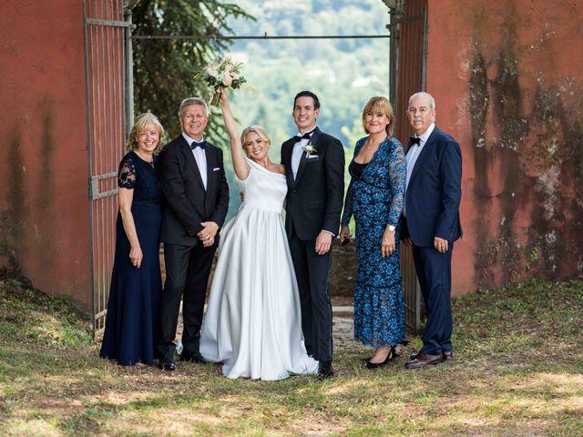 Il matrimonio di Carl e Lina a Barga, Lucca 35