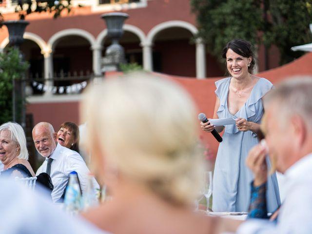 Il matrimonio di Carl e Lina a Barga, Lucca 99