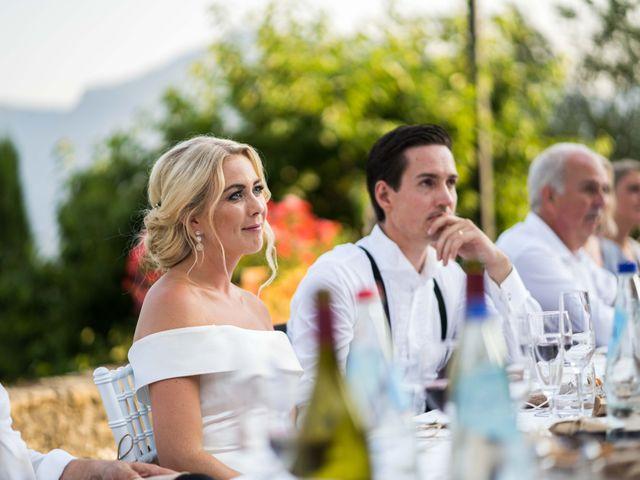 Il matrimonio di Carl e Lina a Barga, Lucca 106