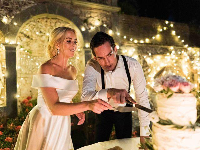 Il matrimonio di Carl e Lina a Barga, Lucca 121