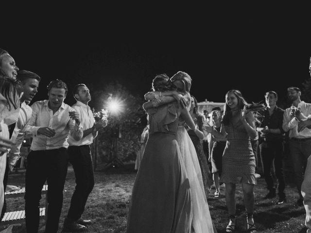 Il matrimonio di Carl e Lina a Barga, Lucca 132