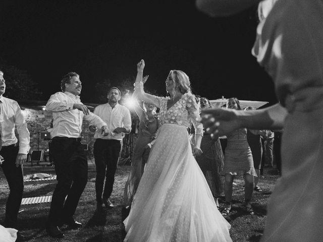 Il matrimonio di Carl e Lina a Barga, Lucca 137