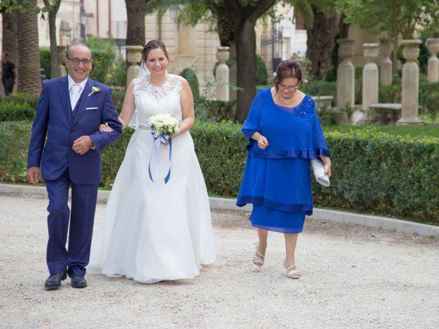 Il matrimonio di Salvo e Simona a Ragusa, Ragusa 27