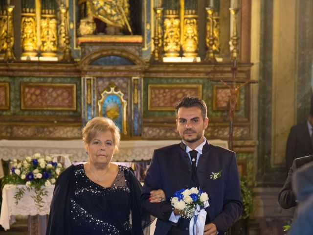Il matrimonio di Salvo e Simona a Ragusa, Ragusa 28