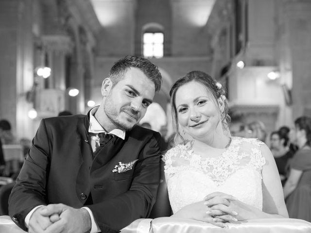 Il matrimonio di Salvo e Simona a Ragusa, Ragusa 38