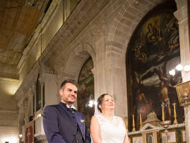 Il matrimonio di Salvo e Simona a Ragusa, Ragusa 39