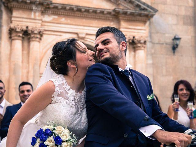 Il matrimonio di Salvo e Simona a Ragusa, Ragusa 45