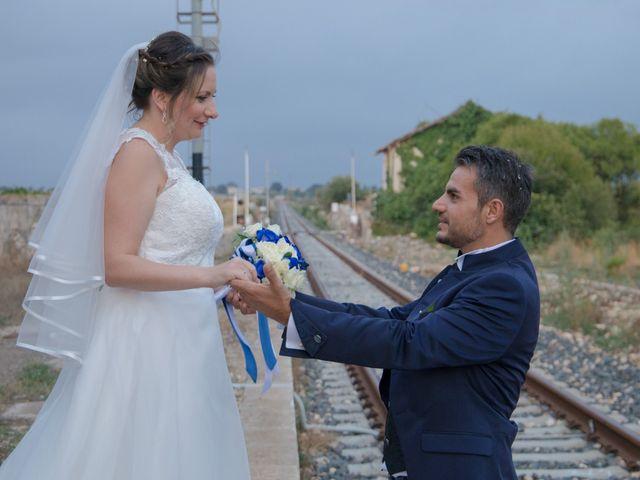 Il matrimonio di Salvo e Simona a Ragusa, Ragusa 48