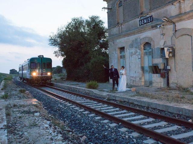 Il matrimonio di Salvo e Simona a Ragusa, Ragusa 52
