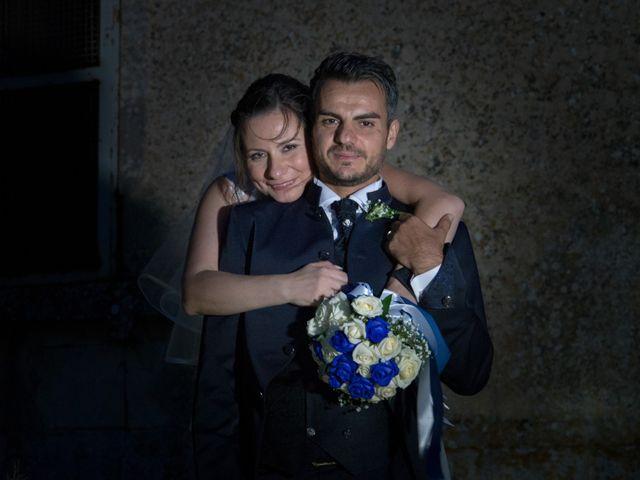 Il matrimonio di Salvo e Simona a Ragusa, Ragusa 54