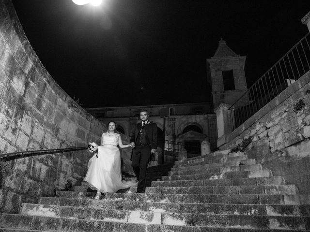 Il matrimonio di Salvo e Simona a Ragusa, Ragusa 55