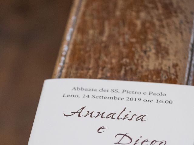 Il matrimonio di Diego e Annalisa a Corte de' Cortesi con Cignone, Cremona 22