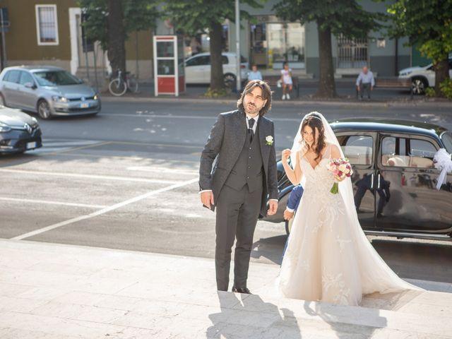 Il matrimonio di Diego e Annalisa a Corte de' Cortesi con Cignone, Cremona 27