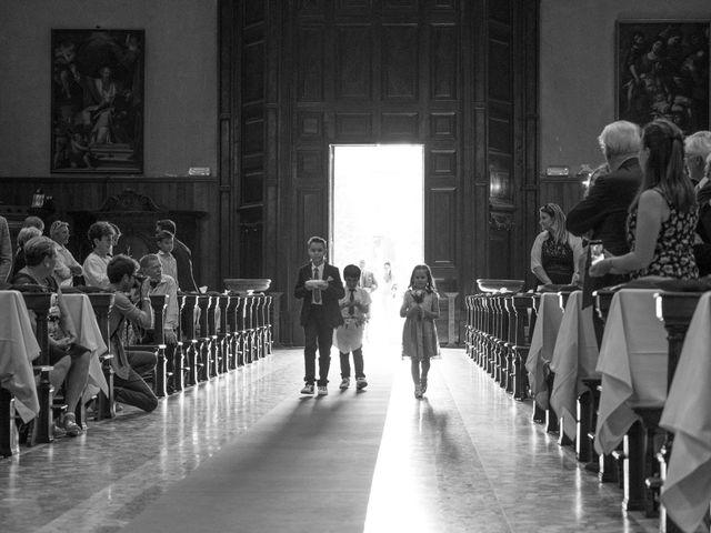 Il matrimonio di Diego e Annalisa a Corte de' Cortesi con Cignone, Cremona 29