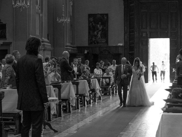 Il matrimonio di Diego e Annalisa a Corte de' Cortesi con Cignone, Cremona 30