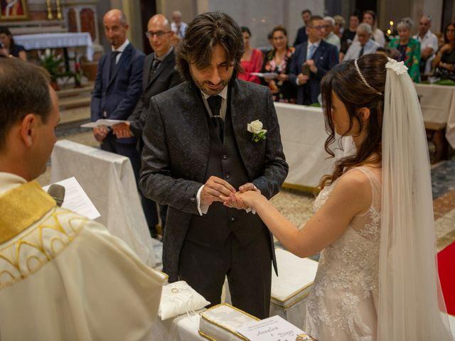 Il matrimonio di Diego e Annalisa a Corte de' Cortesi con Cignone, Cremona 32