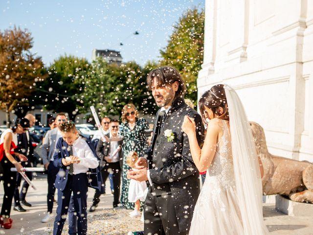 Il matrimonio di Diego e Annalisa a Corte de' Cortesi con Cignone, Cremona 36