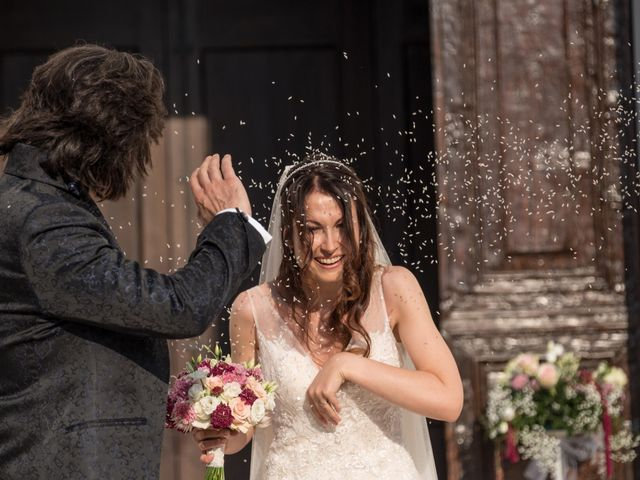 Il matrimonio di Diego e Annalisa a Corte de' Cortesi con Cignone, Cremona 37