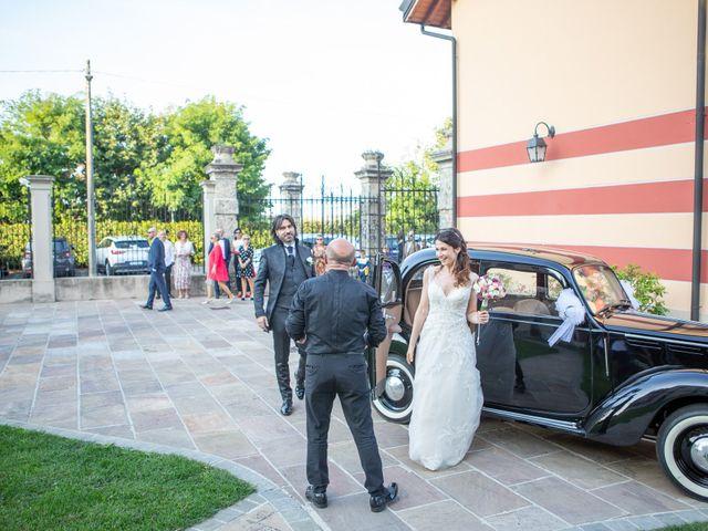 Il matrimonio di Diego e Annalisa a Corte de' Cortesi con Cignone, Cremona 41