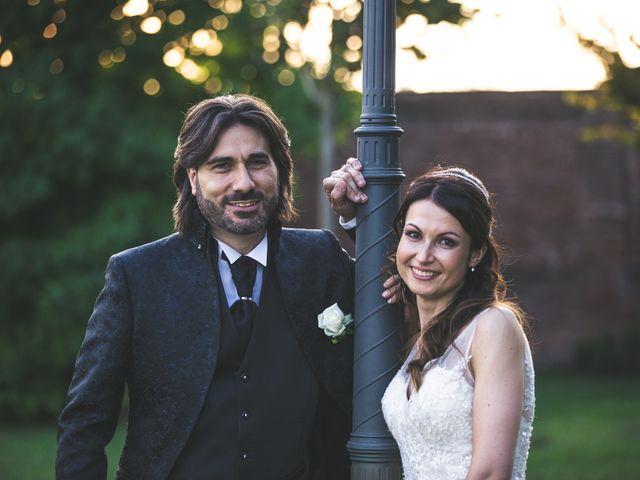 Il matrimonio di Diego e Annalisa a Corte de' Cortesi con Cignone, Cremona 57