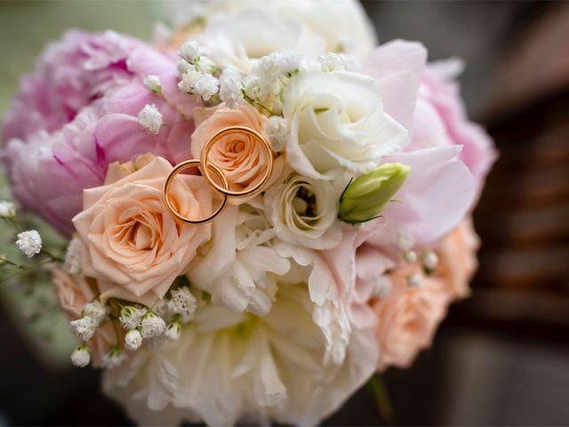 Il matrimonio di Juan Andre e Carlotta a Racconigi, Cuneo 23